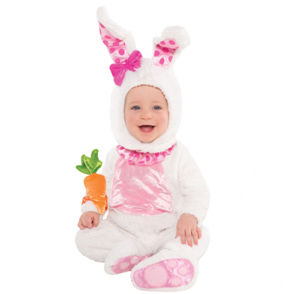 Toddler Baby Bunny Costume Fancy Dress Party