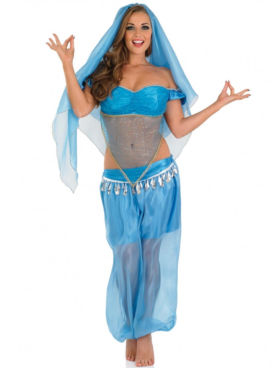Arabian Princess Costume - Fancy Dress and Party