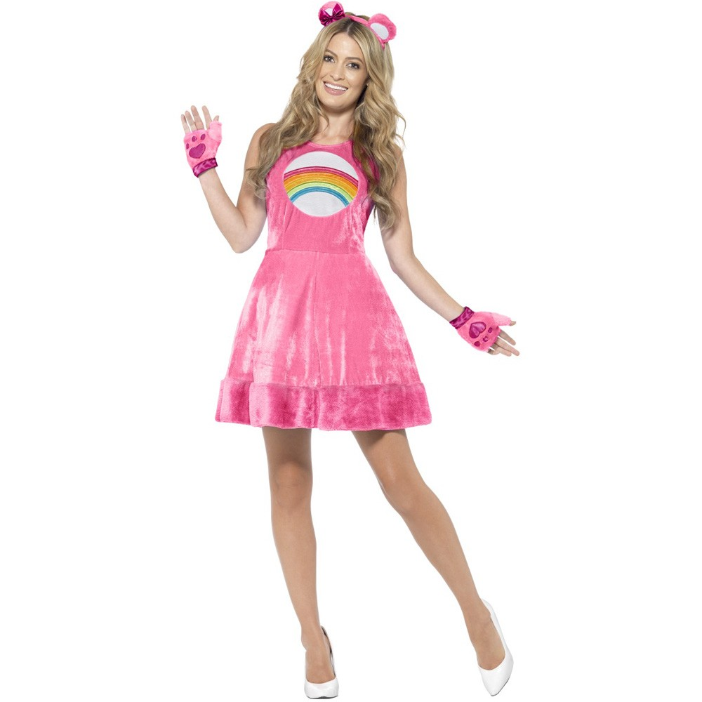 Care Bears Cheer Bear Costume Fancy Dress And Party