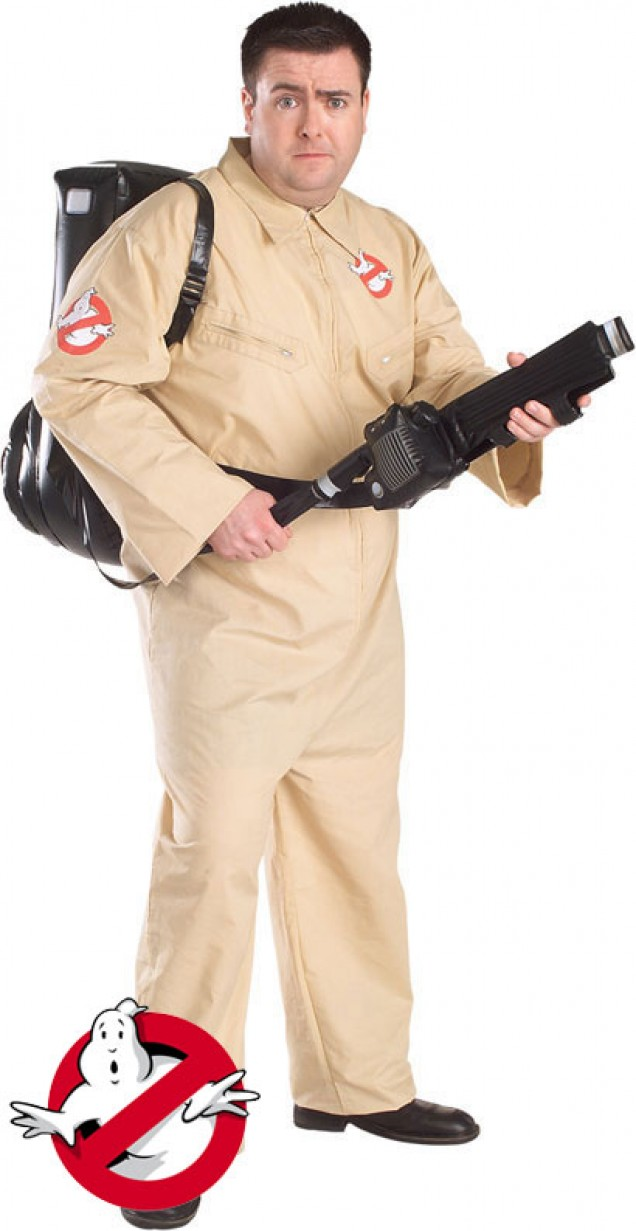 Ghostbuster Costume Plus Size Fancy Dress And Party