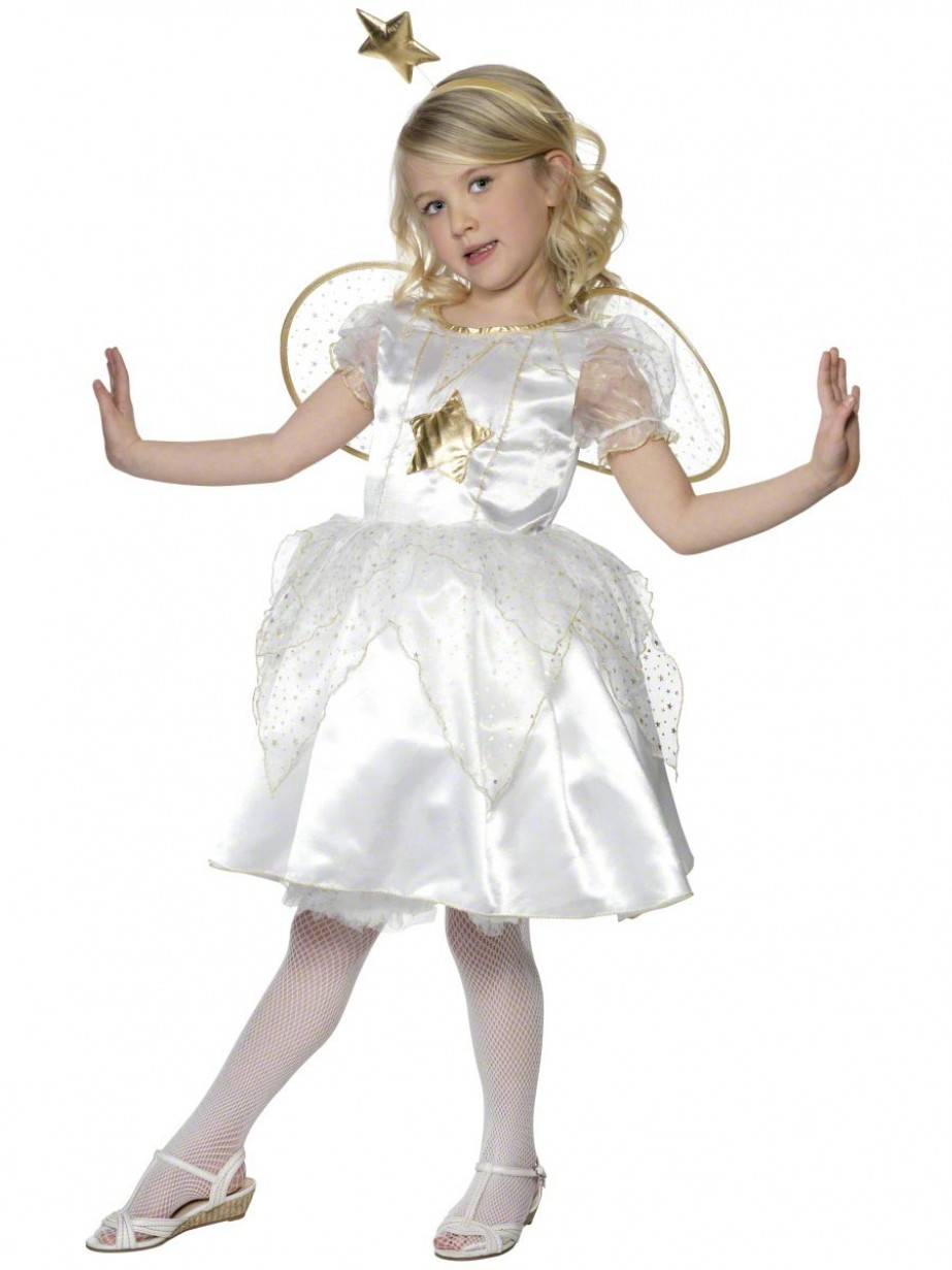 More Views. Girls Star Fairy Costume ...  sc 1 st  Fancy Dress and Party & Girls Fairy Costume - Fancy Dress and Party