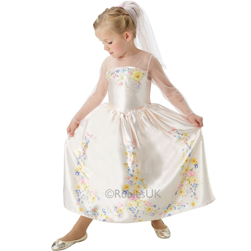 Sale Kids Cinderella Wedding Dress