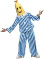 Bananas in Pyjamas Costume Front View at Fancy Dress