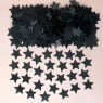 Black Star Confetti at Fancy Dress and Party