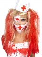 Bloody Nurse Kit at Halloween Fancy Dress and Party