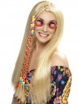 Braided Hippy Wig at Fancy Dress and Party
