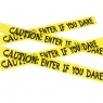 Caution Tape at Fancy Dress and Party
