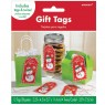Christmas Gift Tags at Fancy Dress and Party