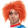 Chucky Wig at Fancy Dress and Party