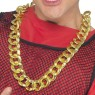 Chunky Gold Necklace at Fancy Dress and Party