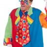 Clown Tie at Fancy Dress and Party