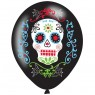 Day of the Dead Balloons at Fancy Dress and Party