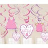 Girls Baby Shower Decorations at Fancy Dress and Party