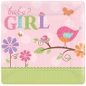 Girls Baby Shower Party Plates at Fancy Dress and Party