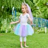 Girls Unicorn Set at Fancy Dress and Party