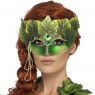 Green Ivy Mask at Fancy Dress and Party