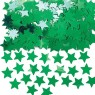 Green Star Confetti at Fancy Dress and Party