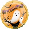 Halloween Foil Ghost Balloon at Fancy Dress and Party