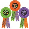 Halloween Medal Rosettes at Fancy Dress and Party