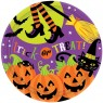 Halloween Plates at Fancy Dress and Party