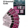 Hen Party Scratch Cards at Fancy Dress and Party