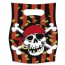 Jolly Roger Pirate Party Bags at Fancy Dress and Party