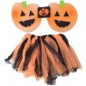 Kids Pumpkin Tutu Kit at Fancy Dress and Party