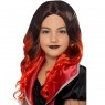 Kids Red Wig at Fancy Dress and Party