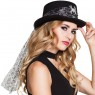 Ladies Top Hat at Fancy Dress and Party