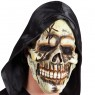 Latex Skull Mask at Fancy Dress and Party