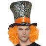 Mad Hatter Top Hat at Fancy Dress and Party