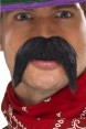 Mexican Moustache at Fancy Dress and Party