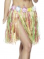 Multicolour Hula Skirt at Fancy Dress and Party