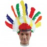 Native American Headdress at Fancy Dress and Party