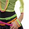 Neon Bead Bracelet at Fancy Dress and Party