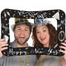 New Year Photo Booth Prop at Fancy Dress and Party