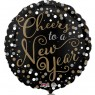 New Years Balloon at Fancy Dress and Party