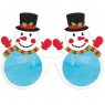 Novelty Christmas Glasses at Fancy Dress and Party