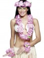 Pink Garland Set at Fancy Dress and Party