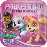 Pink Paw Patrol Plates at Fancy Dress and Party