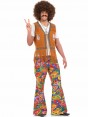 Psychedlic 60s Flares at Fancy Dress and Party
