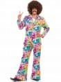 Psychedelic 60s Suit Costume at Fancy Dress and Party