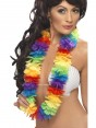 Rainbow Lei at Fancy Dress and Party
