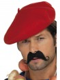Red Beret at Fancy Dress and Party