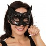 Sequin Cat Eyemask at Fancy Dress and Party