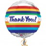 Thank You Balloon at Fancy Dress and Party