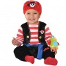Toddler Pirate Costume at Fancy Dress and Party