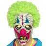 UV Clown Mask at Fancy Dress and Party