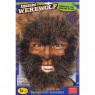 Werewolf Facial Hair at Fancy Dress and Party