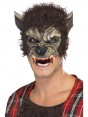 Werewolf Mask at Halloween Fancy Dress and Party